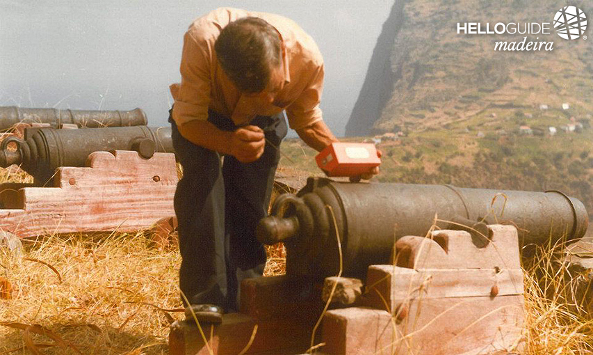 Fortress of Faial 1977