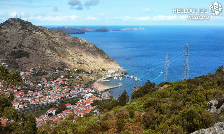 A look at the city of Machico