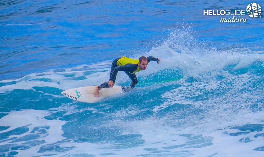 Surf in Madeira