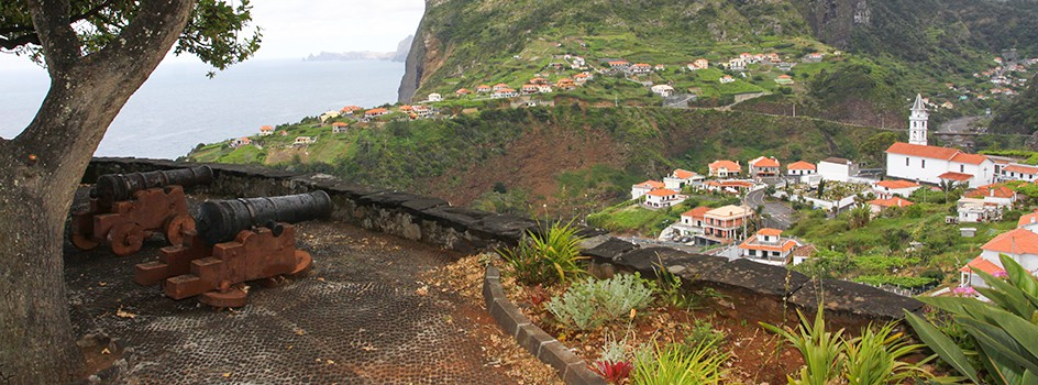 Faial Fortlet viewpoint