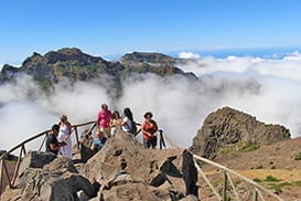 Madeira Peaks in Jeep Safari, East Madeira Island