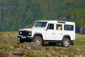 Sensational West Mountain and Sea - Jeep Safari Madeira