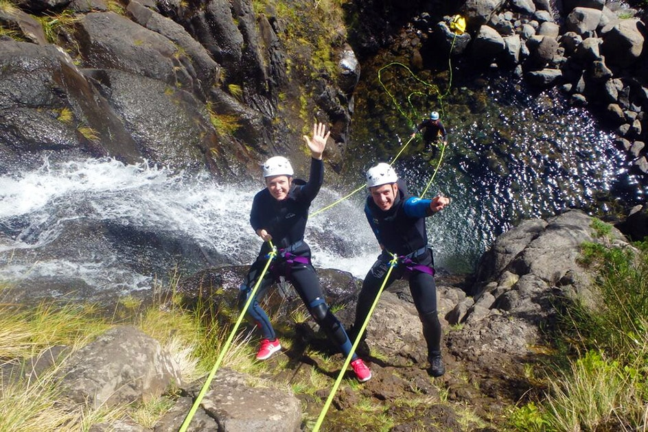 Discover Canyoning in Madeira