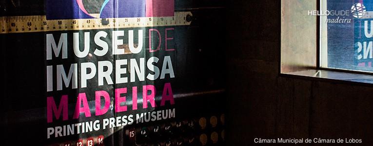 Resultado de imagem para museu imprensa madeira