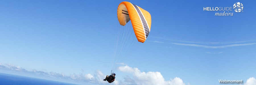 Hang Gliding & Paragliding in Madeira Island